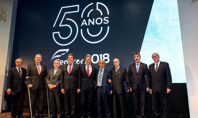 Fenacor comemora 50 anos em grande evento